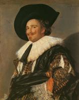 Франс Хальс. Улыбающийся кавалер