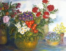 Рита Аркадьевна Бекман. Цветы, которые мне подарили