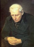 Василий Григорьевич Перов. Старичок