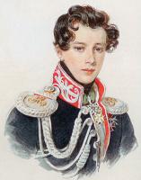 Петр Федорович Соколов. Граф Николай Самойлов 1821