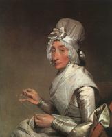 Gilbert Stuart. Plot 8