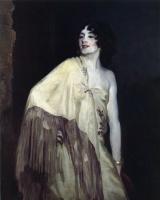 Роберт Генри. Танцовщица в желтом платке