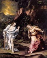 Лелио Орси. Иисус в саду