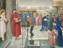 Святой Феофил и Ангел (в соавторстве с Чарльзом Мюррейем)
