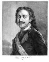 Алексей Гаврилович Венецианов. Портрет Петра I