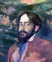Николай Николаевич Сапунов. Портрет Николая Дмитриевича Милиоти