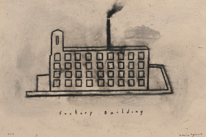 David Keith Lynch. The factory building