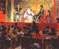 Дж Страницы. Китайский театр, китайский квартал