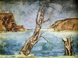 Макс Вебер. Старое дерево