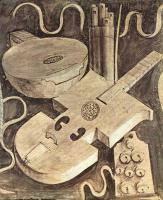 Джорджоне. Музыкальные инструменты