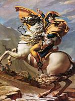 Жак-Луи Давид. Наполеон