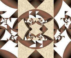 Юрий Николаевич Сафонов (Yury Safonov). «Геометрический сюрреализм» — фрактальность чисел Фибоначи