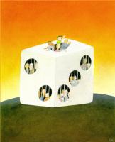 Этьен Делессер. Люди в кубике