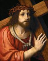 Бернардино Луини. Несение креста