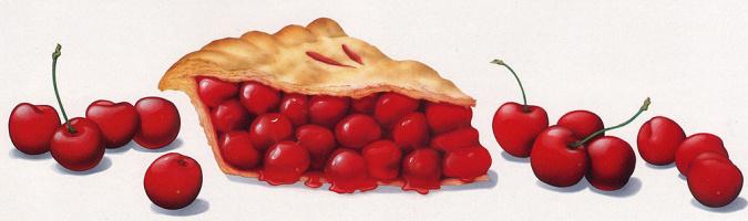 Пэт Бейли. Вишневый пирог