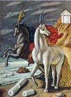 Джорджо де Кирико. Божественные лошади