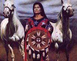 Пэт Далтон. Военные лошади