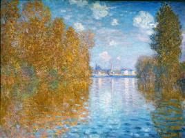 Autumn in Argenteuil