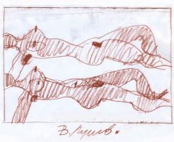 Владимир Сергеевич Лукьянов. Античное лето.