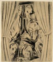 Робер Делоне. Эйфелева башня