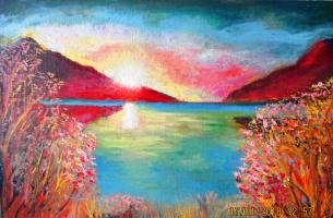 Мир Цветов. Рыбное место
