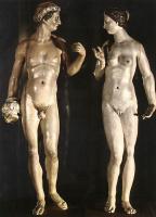 Эль Греко (Доменико Теотокопули). Венера и Вулкан