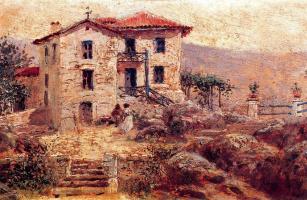 Томас Кампусано Агирре. Дом