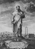 Венцель Холлар. Святой Бруно