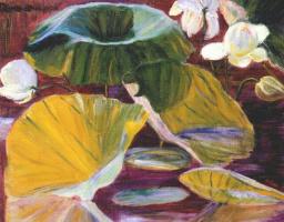 Перри. Цветы лотоса