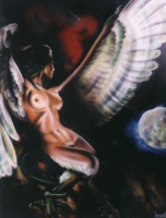 Алан Сагуез. Белые крылья