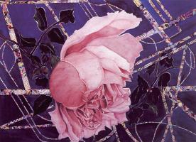 Хильда Стахл. Розовая роза