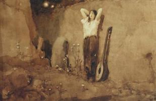 Вильгельм Александрович Котарбинский. Лунная соната