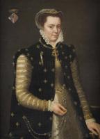 Антонис ван Дасхорст Мор. Маргарита де Парма, герцогиня Пармы и правительница Нидерландов