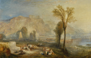 Joseph Mallord William Turner. Ehrenbreitstein