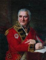 Владимир Лукич Боровиковский. Портрет Лашкаря.