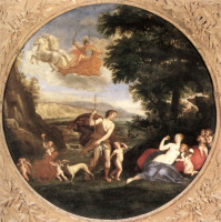 Франческо Альбани. Осень