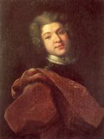 Иван Никитич Никитин. Портрет барона Сергея Григорьевича Строганова