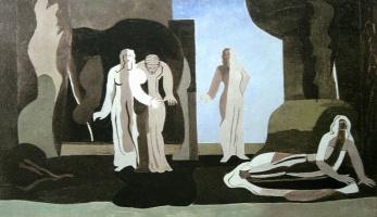 Орфей и Эвридика. 1930-е
