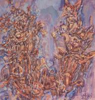 Eugene Maslov. Illy's Flowers