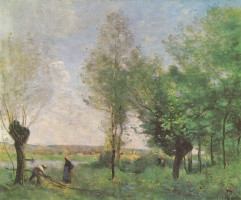 Camille Corot. Memories of Kubron