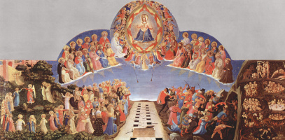 Fra Angelico. Judgment