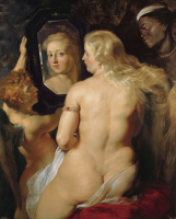 Peter Paul Rubens. The Toilet Of Venus