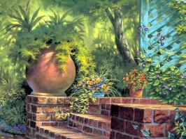 Майкл Хамфрис. Лестница в рай