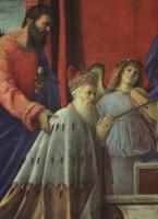 Джованни Беллини. Дож Барбариго, Св. Джон, и музицирующие ангелы