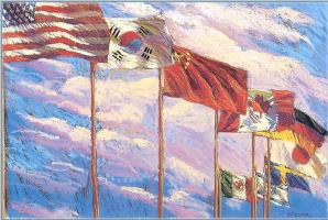 Джоэл Спектор. Флаги