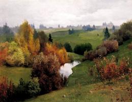 Андрей Николаевич Шильдер. Овраг
