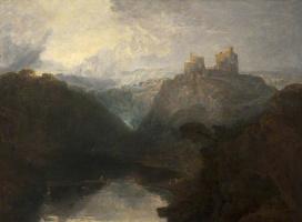 Joseph Mallord William Turner. Castle Cilgerran, Pembrokeshire