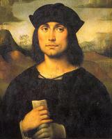 Франческо Франча. Портрет Евангелисты Скаппи