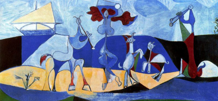 Pablo Picasso. Lust for life (Pastorale)