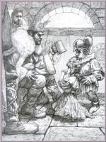 Грег Хильдебрандт. Моление